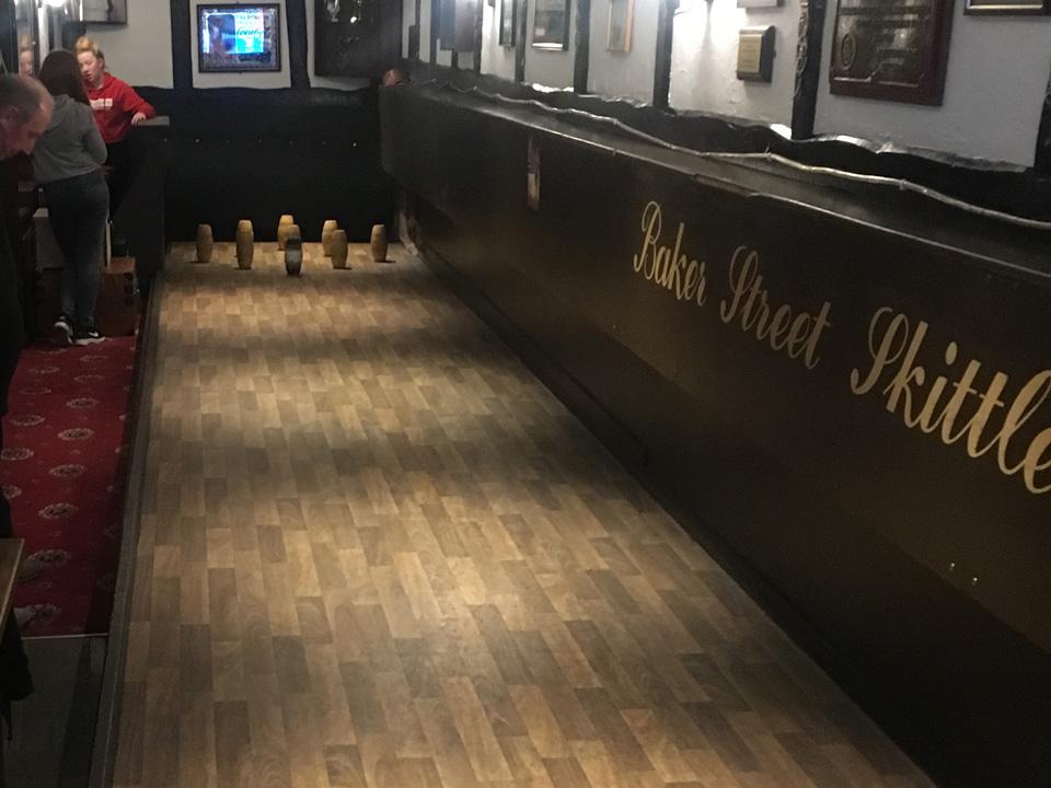 Baker Street Pub Skittles News