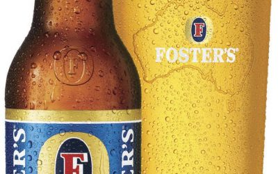 NEW: Fosters in bottles!