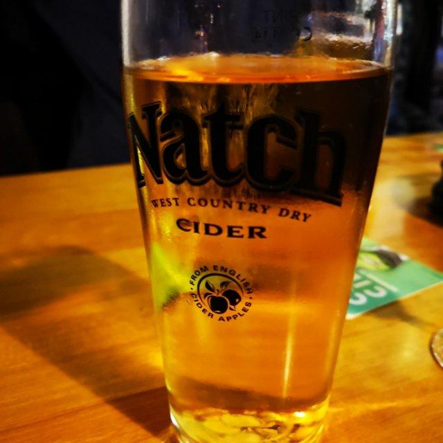 Natch Cider Is Back